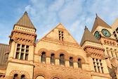 Old city hall of Toronto — Stock Photo