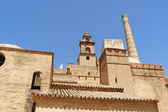 Cartuja monastery in Seville — Stock Photo
