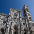 Santa Maria del Fiore Cathedral, Florence — Stock Photo