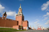 Red Square and Kremlin, Moscow — Stock Photo