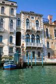 Venedik cepheler — Stok fotoğraf