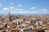 Venecia desde vista de ángulo alto — Foto de Stock