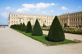 Garden and Palace de Versailles in France — Stock Photo