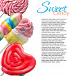 Sweet candy — Stock Photo