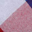 Close-Up of Gingham Fabric — Stock Photo