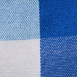 Close-Up of Gingham Fabric — Stock Photo #10755589