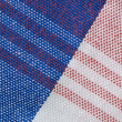 Close-Up of Gingham Fabric — Stock Photo #10755654