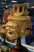 Masques de Khon, Thaïlande — Photo
