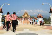 Chiang Mai Royal Flora Garden, Thailand — Stock Photo