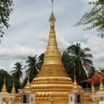 Golden Pagoda — Stock Photo