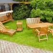 Garden furniture — Stock Photo #11660145
