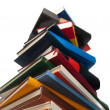 Stacked Books — Stock Photo