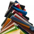 Towering Books — Stock Photo