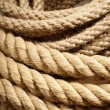 Stock Photo: Natural jute rope
