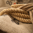Jute rope — Stock Photo #10783052