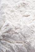 Chunk of powder — Stock Photo