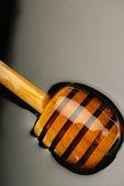 Honey dipper — Stock Photo