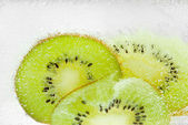 Sparkling fruty refreshment — Stock Photo