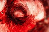 Red vortex — Stock Photo