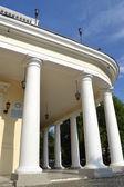 Odessa.Vorontsovsky palace.Fragment. — Stock Photo