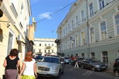 On streets of Odessa. — Stock Photo