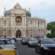 Odessa national academic opera and ballet theater — Stock Photo