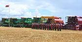 Zazhinki - la vacanza bielorusso dell'inizio di un raccolto. — Foto Stock