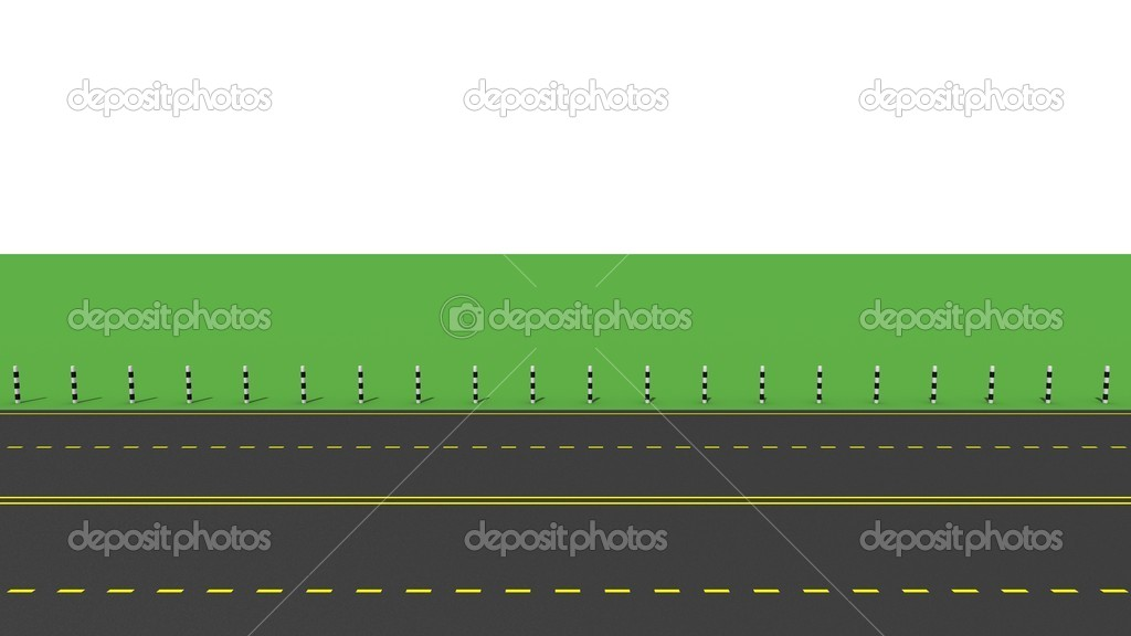 Asphalted road — Stock Photo #11226284