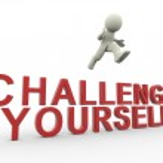 Challenge yourself — Stock Photo #11559687