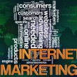 Internet marketing tags — Stock Photo #11559919