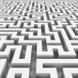 3d maze — Stock Photo #11560104