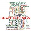 Graphic design tags — Stock Photo #11560168