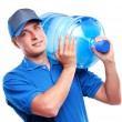 Bottled water delivery service  — Photo