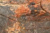 Terakota granit powierzchni — Zdjęcie stockowe