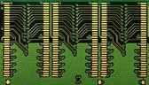 Printed circuit card — Stock Photo