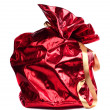 Red Santa Claus sack — Stock Photo #11955967