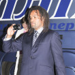 Stock Photo: French footballer ChristiKarembeu