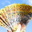 Australian dollars — Stock Photo #11226358