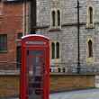 London, Phone Booth — Stock Photo #11303784