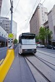 Melbourne, Trams — Stock Photo