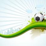 Soccer Ball — Stock Vector #10805686
