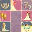 Wedding Collage — Stock Photo #11094764