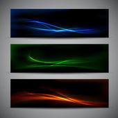 Fond coloré — Vecteur