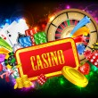 Casino Background — Stok Vektör #11401648