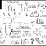 Business Element — Stock Vector