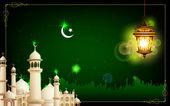 Eid Mubarak — Cтоковый вектор