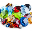 Bright gems — Stock Photo