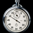 Stock Photo: Stopwatch retro