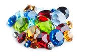 Bright gems — Stock Photo