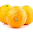 Fresh orange fruit — Stock Photo #12080010